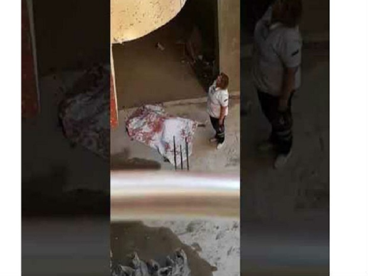 Bakıda dəhşətli intihar: gənc qız özünü 17-ci mərtəbədən atdı – VİDEO