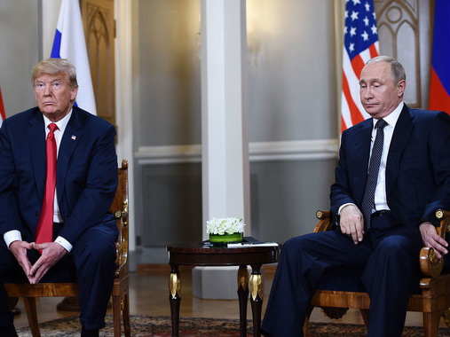 Путин объяснил отсутствие у России компромата на Трампа - ФОТО