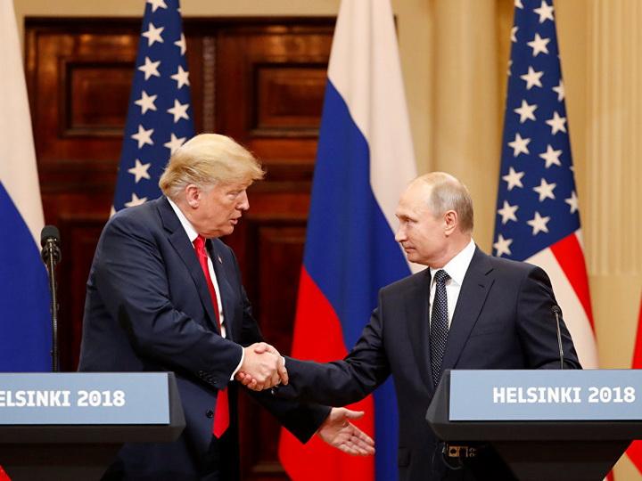 Путин может встретиться с Трампом на полях саммитов в Азии и Аргентине