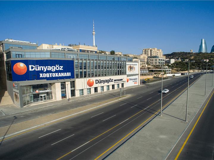 Клиника Dünyagöz отмечает год с начала своей деятельности в Баку грандиозной акцией – ФОТО