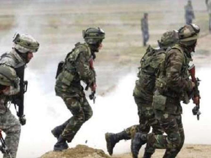 """Hərbçilərimiz """"Beynəlxalq Ordu Oyunları - 2018"""" yarışlarında iştirak edəcəklər"""