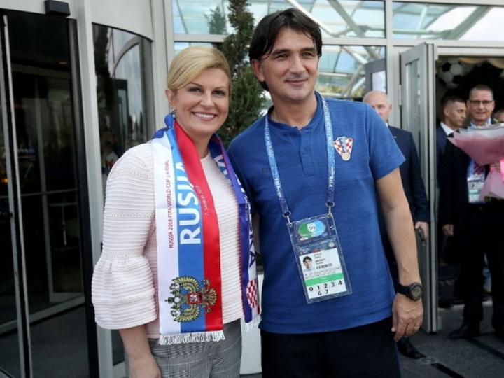 Открытое письмо к хорватским политикам: «Вам не рады в нашей раздевалке. Мынехотим свами фотографироваться!»