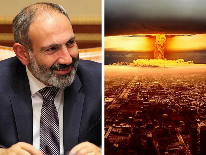 Прохожий - Пашиняну: «Хопар, нам нужна атомная бомба, чтобы разобраться с турками»