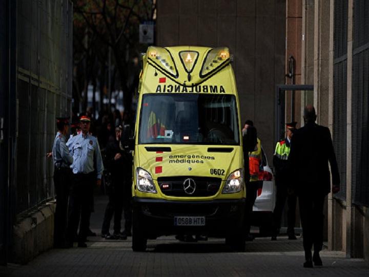 İspaniyada avtomobil piyadaların üstünə sürüldü, yaralılar var