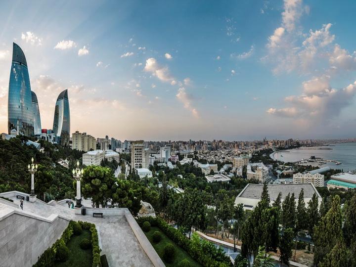 В выходные в Азербайджане ветрено и прохладно