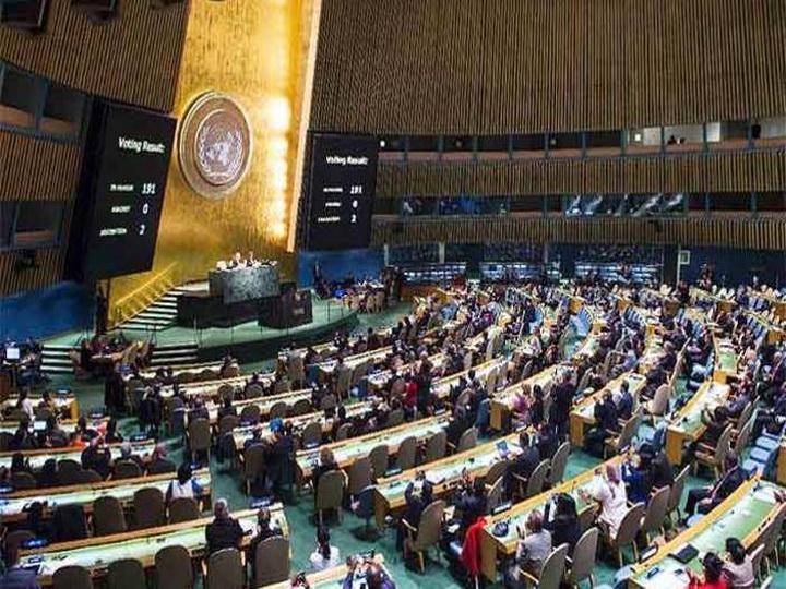 Армения поясняет, почему ежегодно предает Грузию на площадке ООН