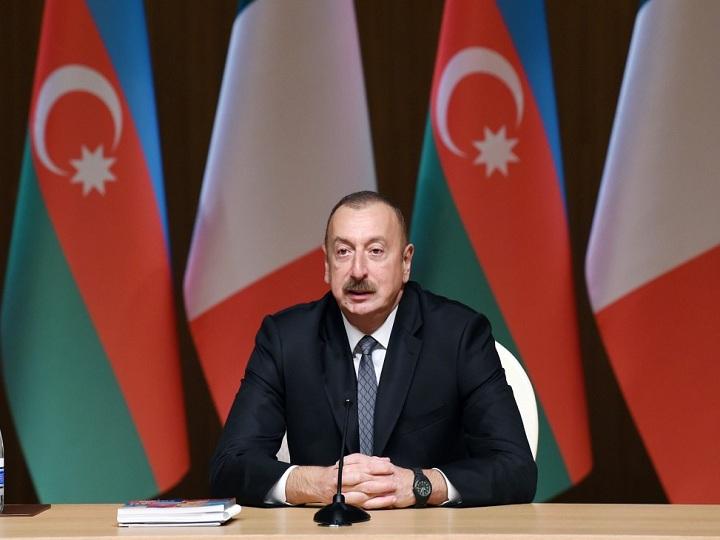 İlham Əliyev: Azərbaycan qazı Avropa İttifaqı məkanında öz yerini tutacaq