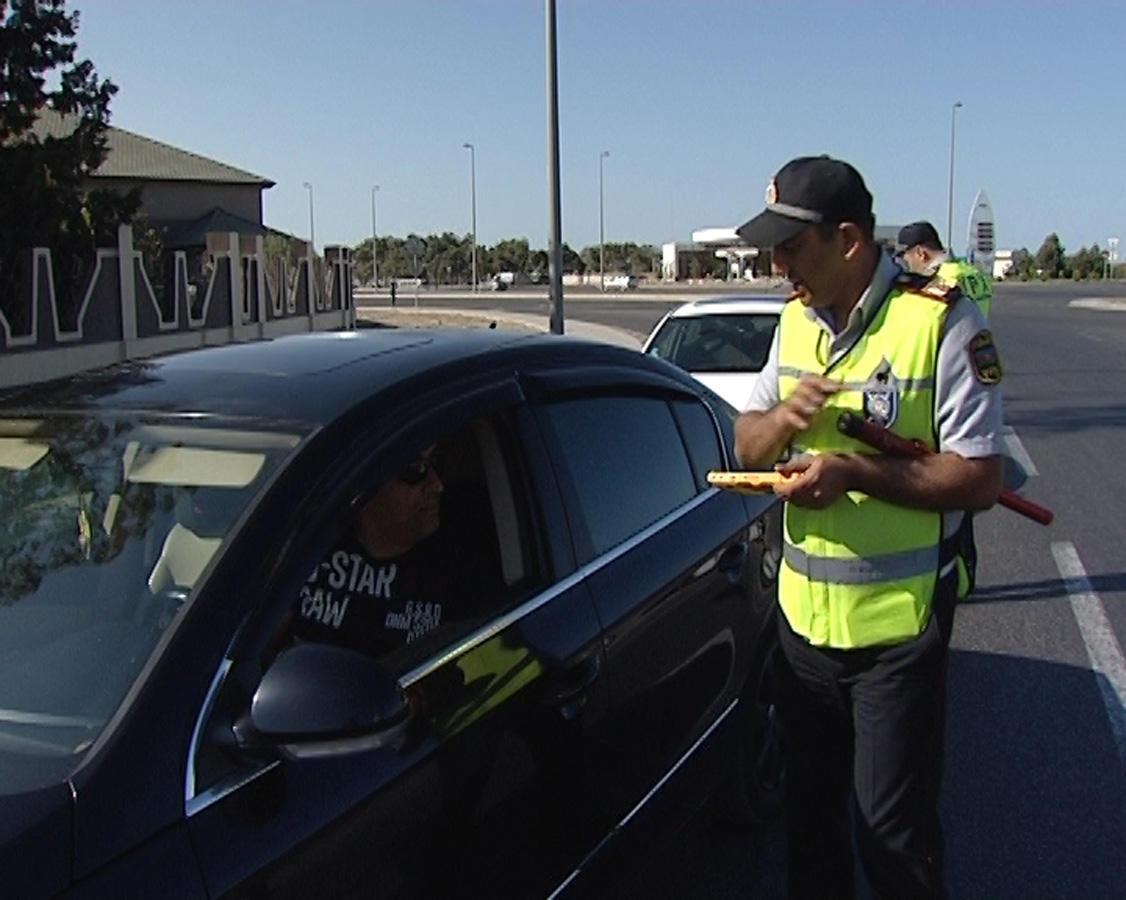 Polislərin reydi sürücüləri sevindirdi – VİDEO