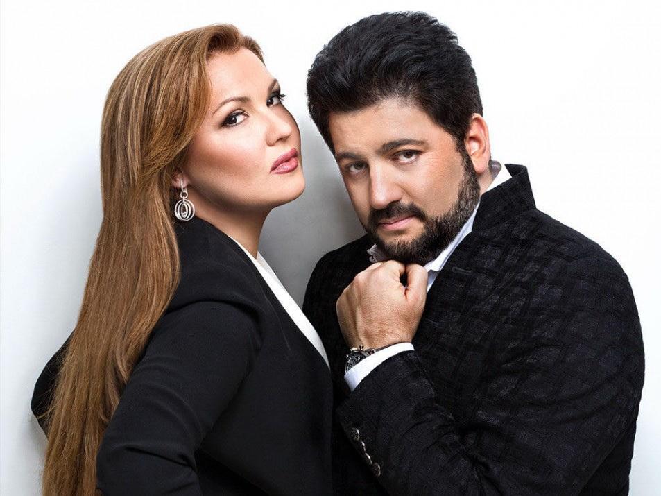 Анна Нетребко и Юсиф Эйвазов отменили концерты из-за тяжелой болезни