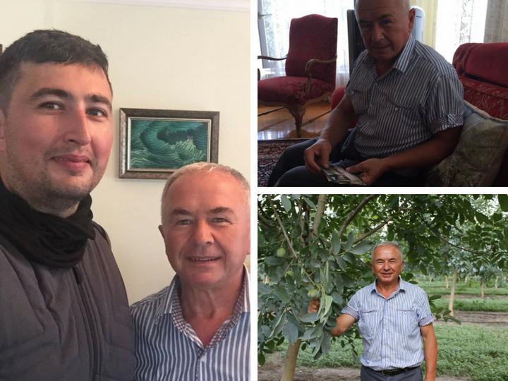 Мотопробег Прага-Баку: турецкий полковник вспоминает службу в Гяндже – ФОТО