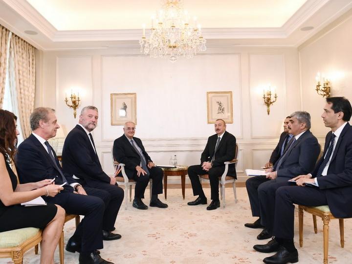 Азербайджан и Франция работают над конкретными проектами в военной сфере - ФОТО
