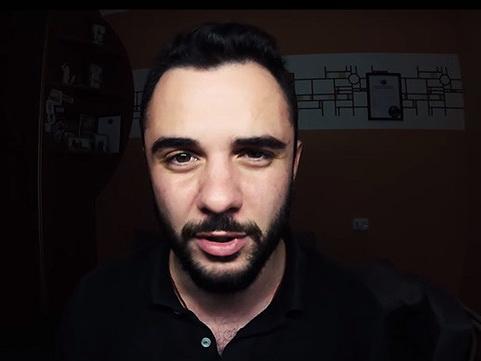 «Клоун в розыске». Белорусский блогер с армянскими корнями уже в Ереване - ВИДЕО - ФОТО