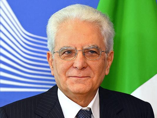 """İtaliya Prezidenti Sercio Mattarella """"Heydər Əliyev"""" ordeni ilə təltif edilib"""