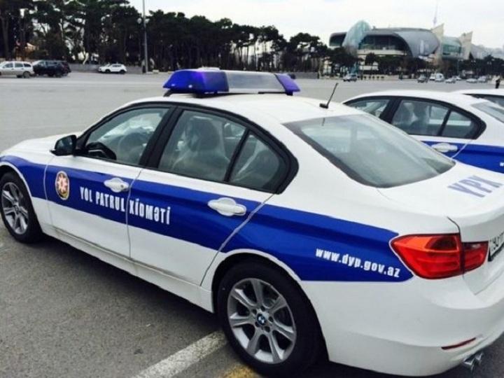 Yol polisindən müraciət: Maşınınızı təmiz saxlayın