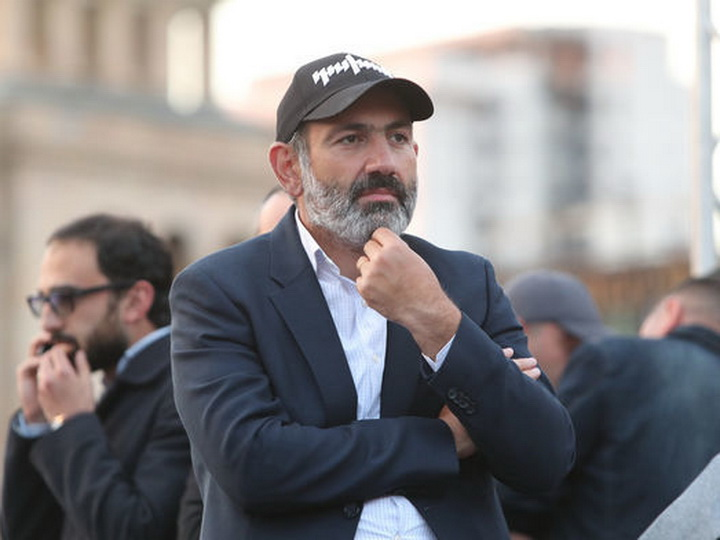 Пашинян: Я готов вести переговоры с президентом Азербайджана
