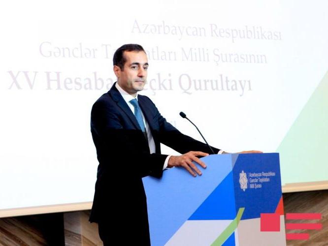 Юсуф Мамедалиев: «Азербайджанское государство опирается на молодежь»