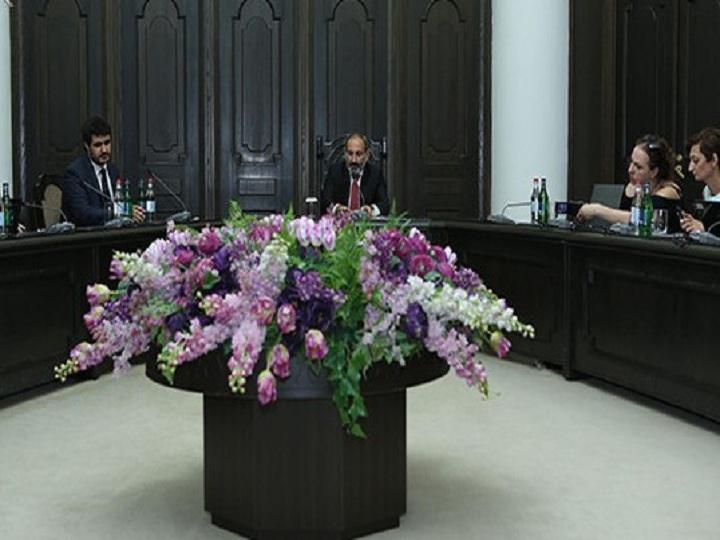 Paşinyan Belarusun Azərbaycana silah satması barədə