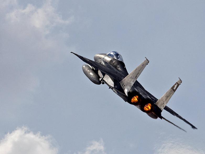 Израильские ВВС совершили масштабный налет на сектор Газа