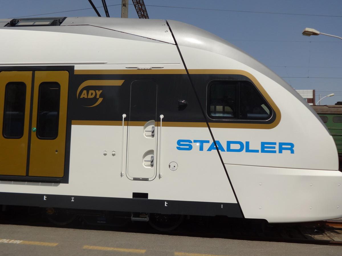 Скоро до Гянджи можно будет добраться на скоростном электропоезде Stadler - ЭКСКЛЮЗИВ