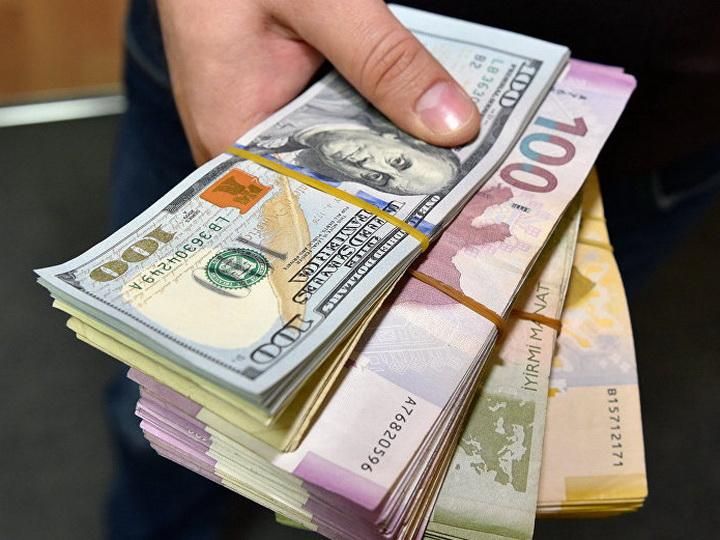 Официальный курс маната ко всем валютам на 20 июля