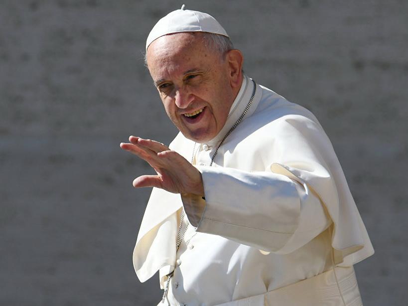 Папа Римский принял отставку викария Гондураса после секс-скандала