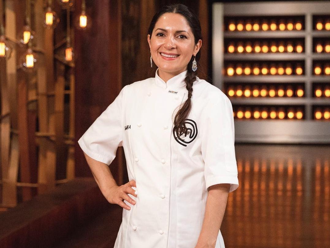 Азербайджанка стала звездой австралийского кулинарного шоу MasterChef, где готовила гюрзу и плов - ФОТО