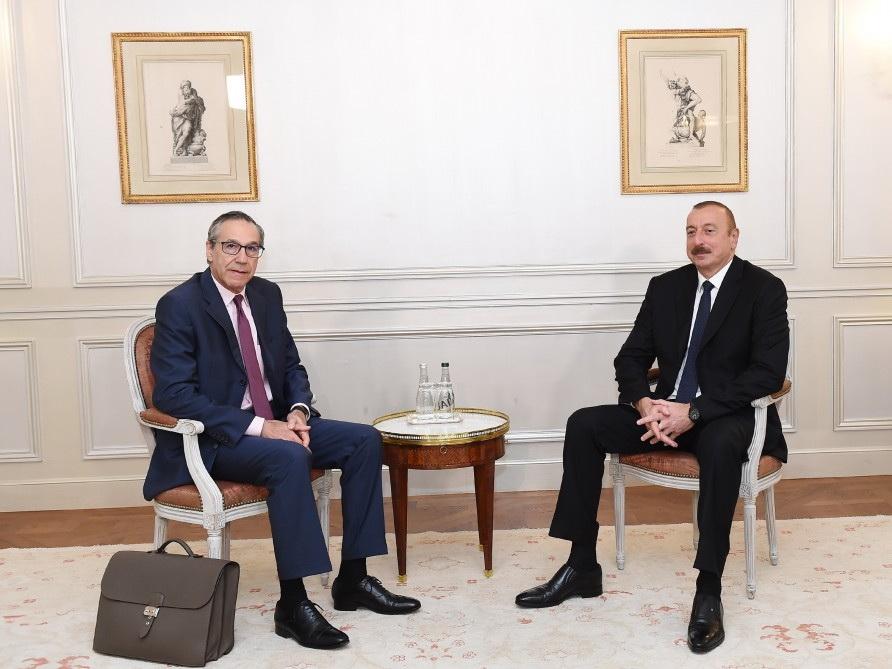 Французская компания намерена расширить деятельность в Азербайджане - ФОТО