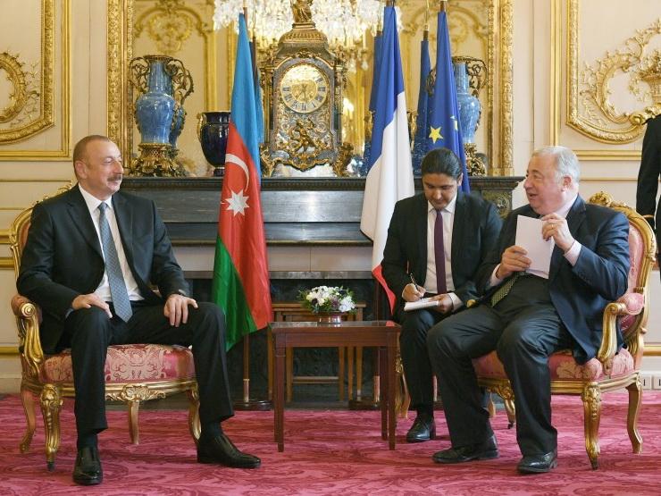 В Армении «проспали» моментпотепления отношений Азербайджана с Францией