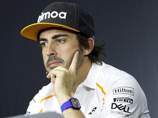 Алонсо заявил, что в 2021 году его не будет в «Формуле-1»