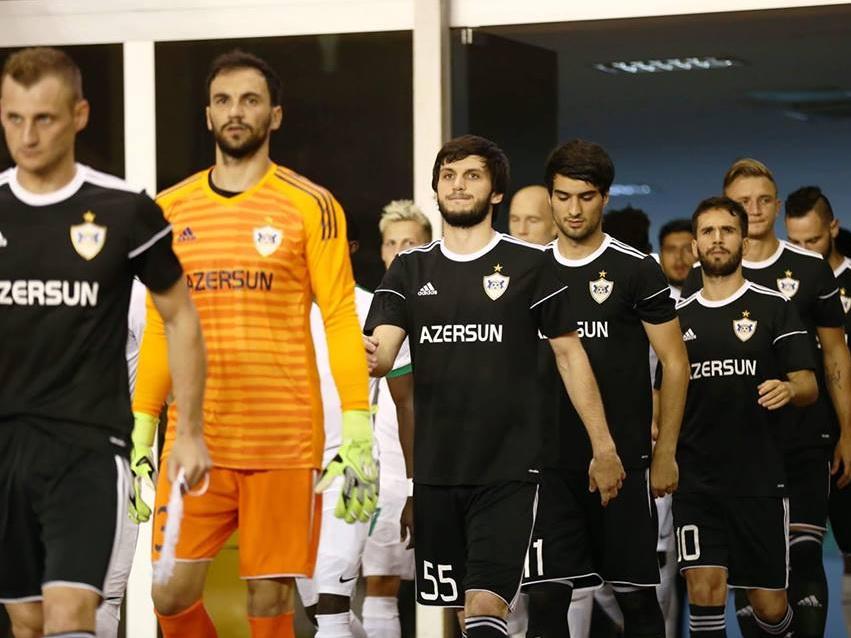 «Карабах» может сыграть с БАТЭ или ХИКом в Лиге чемпионов