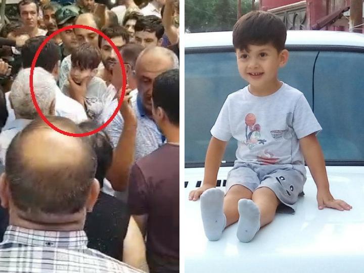 Nabranda itkin düşən 3 yaşlı uşaq tapıldı – FOTO – VİDEO  – YENİLƏNİB