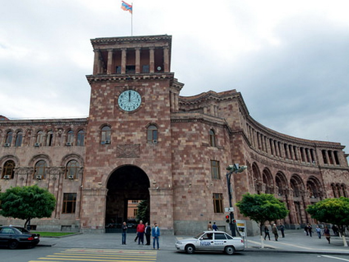 В Ереване хотят пересмотреть один из базовых договоров с Москвой