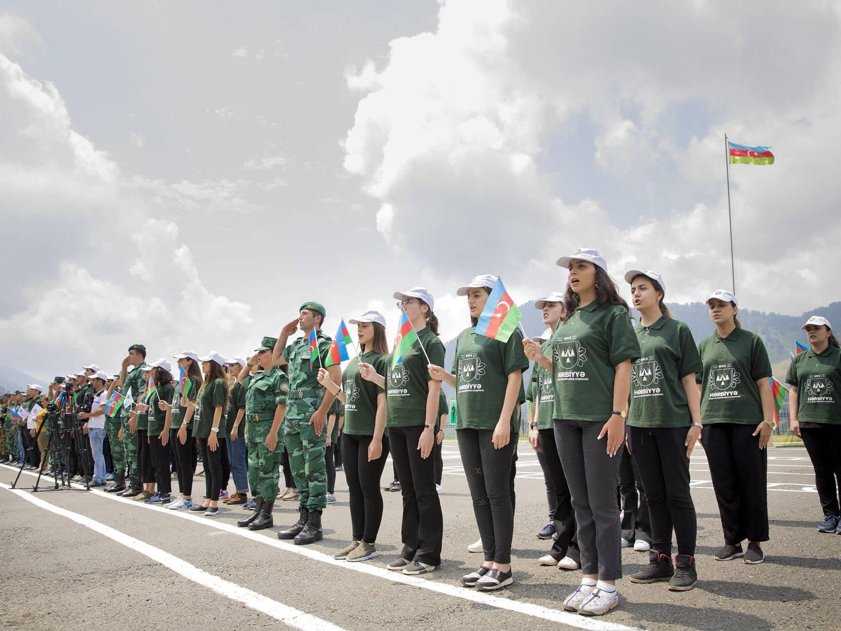 Есть змей и быть готовыми к бою: Что увидели в первый день участники военно-патриотического лагеря - ФОТО