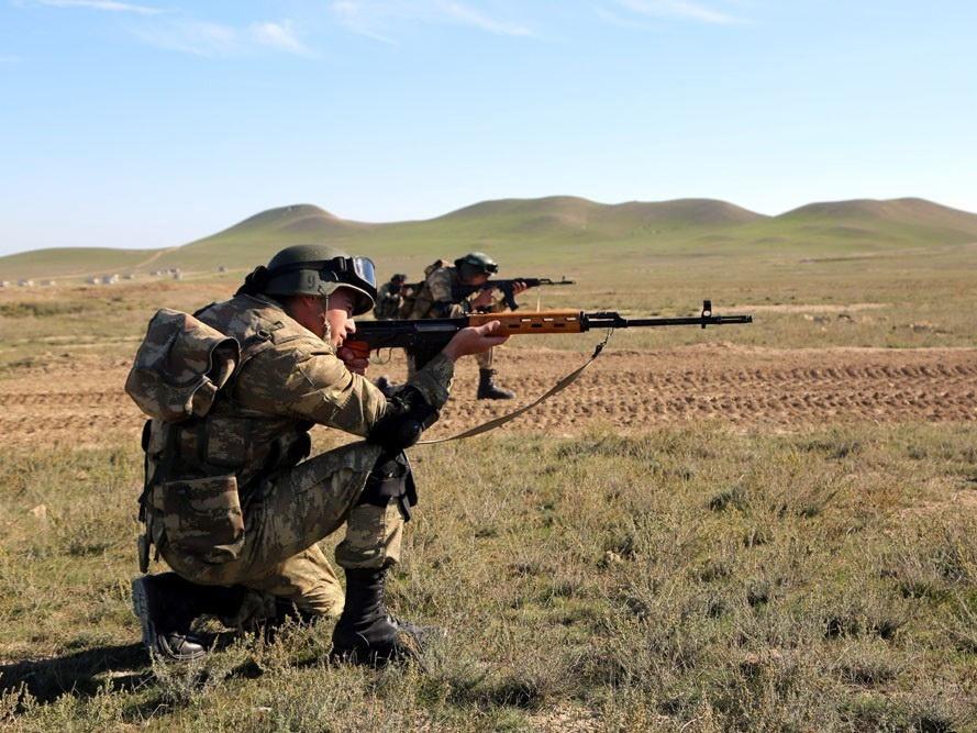 Армянская армия 98 раз за сутки нарушила режим прекращения огня