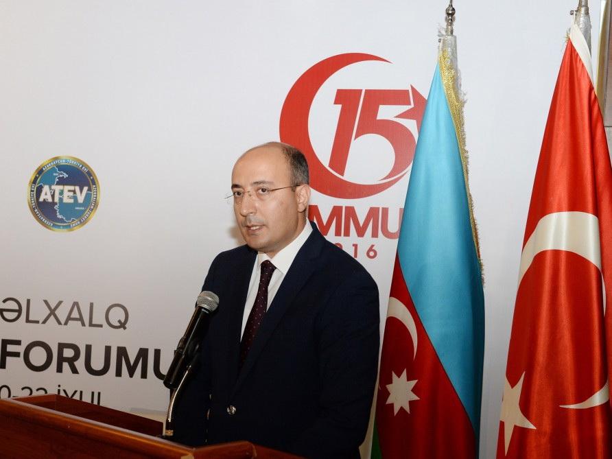 В Баку состоялся Международный медиа-форум - ФОТО
