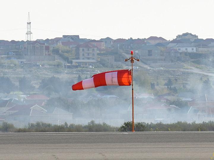 Минэкологии предупреждает: На Баку надвигается сильный ветер