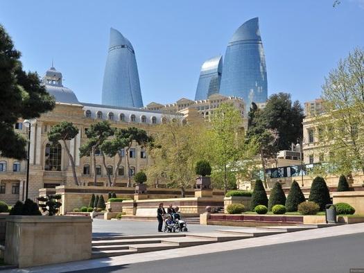 Завтра в Баку станет прохладней
