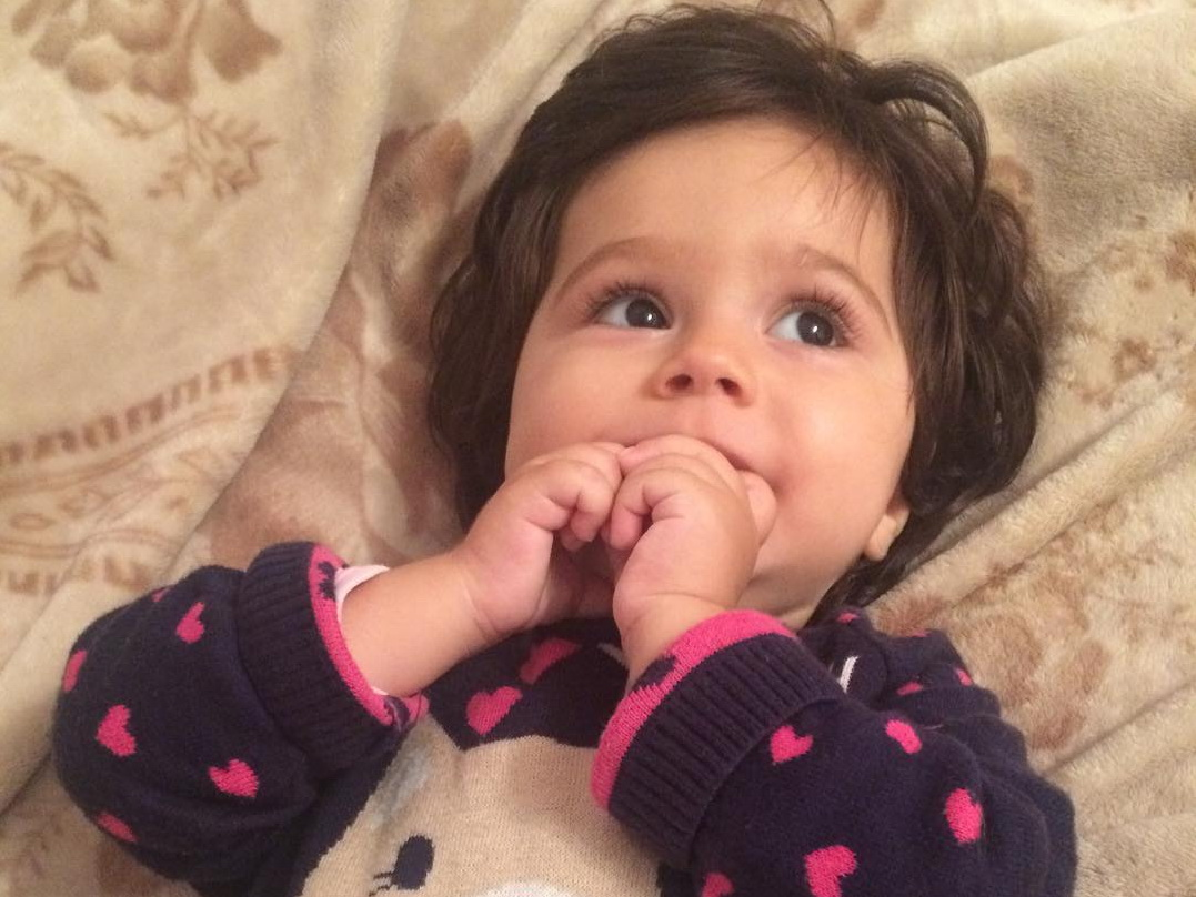 Призыв о помощи. «Для спасения жизни моей дочки нужно 125 тысяч долларов. Пожалуйста, помогите!» - ФОТО