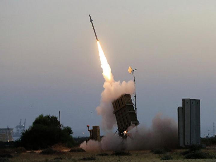 Израиль атаковал объекты палестинских боевиков