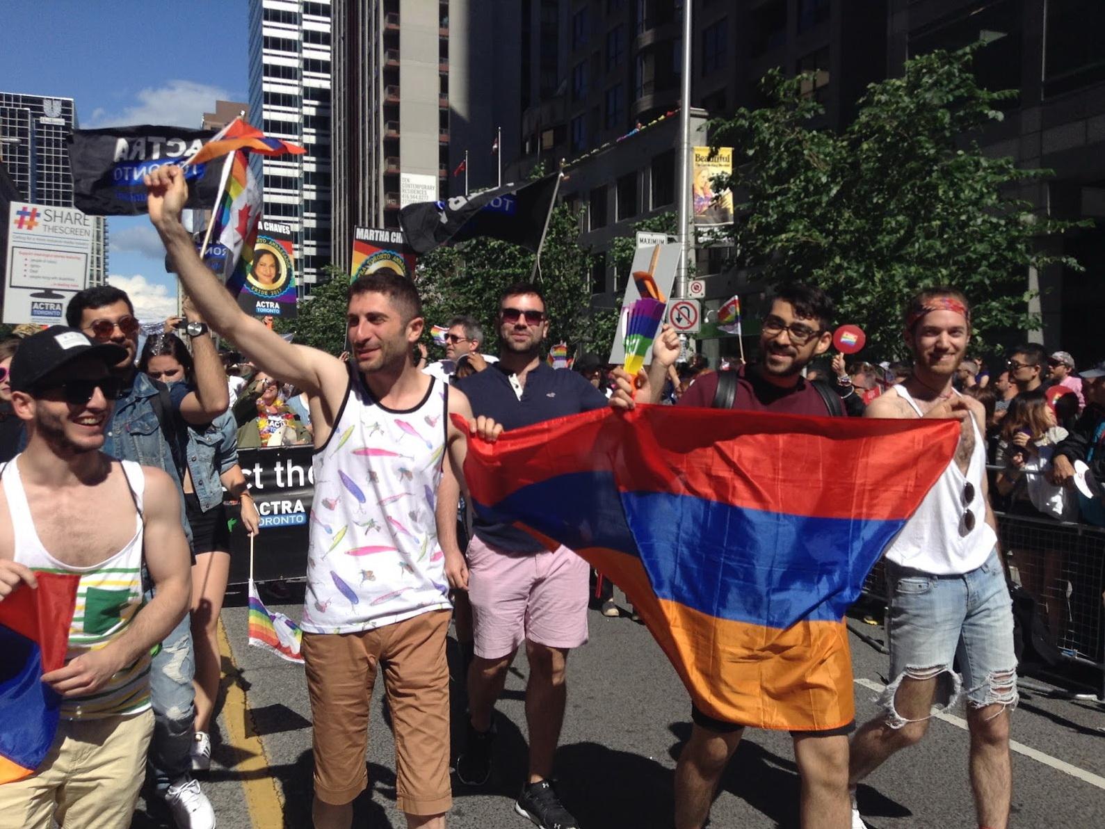 Армянские активисты ЛГБТ готовят «сюрприз» Пашиняну