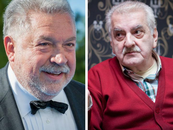 Рамиз Фаталиев поздравляет Гусмана: «Ты ведь пошутил, Юлик, в тот день, не правда ли?»