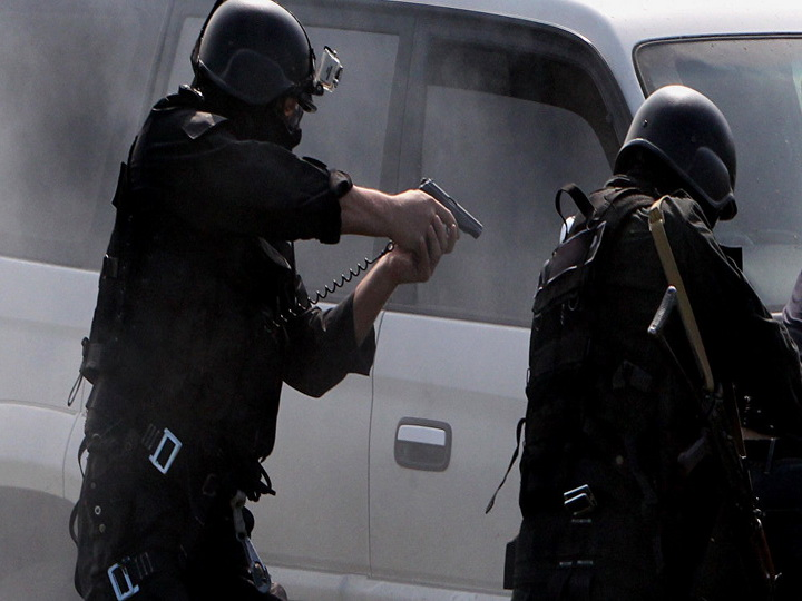 СГБ и МВД АР провели совместную операцию, изъяты оружие и боеприпасы