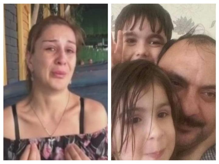 Экс-супруга Анара Нагылбаза: «Сын начал раскапывать могилу отца…» - ВИДЕО