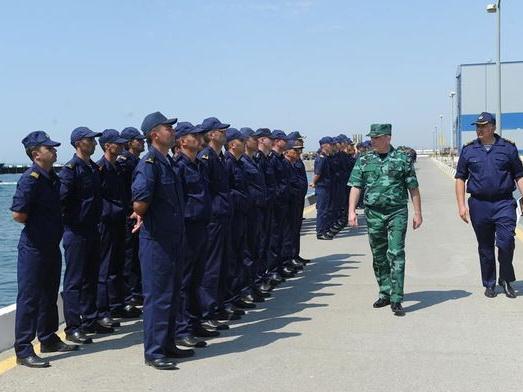 Погранвойска Азербайджана проводят масштабные учения – ФОТО - ВИДЕО