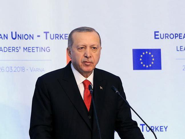 Эрдоган: Турция ответит силам, объявившим ей экономическую войну