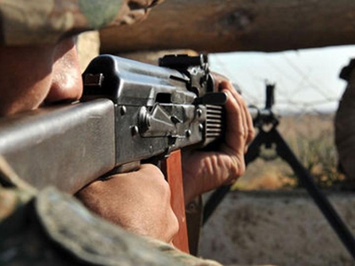 Армянские ВС обстреляли азербайджанские позиции 82 раза за сутки