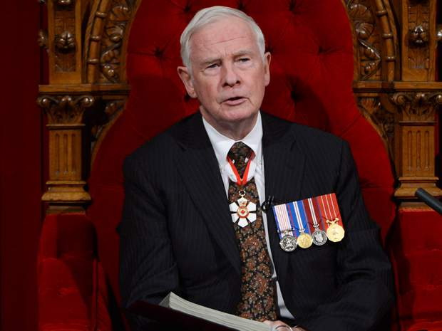 Генерал-губернатор Канады поздравил Президента Азербайджана