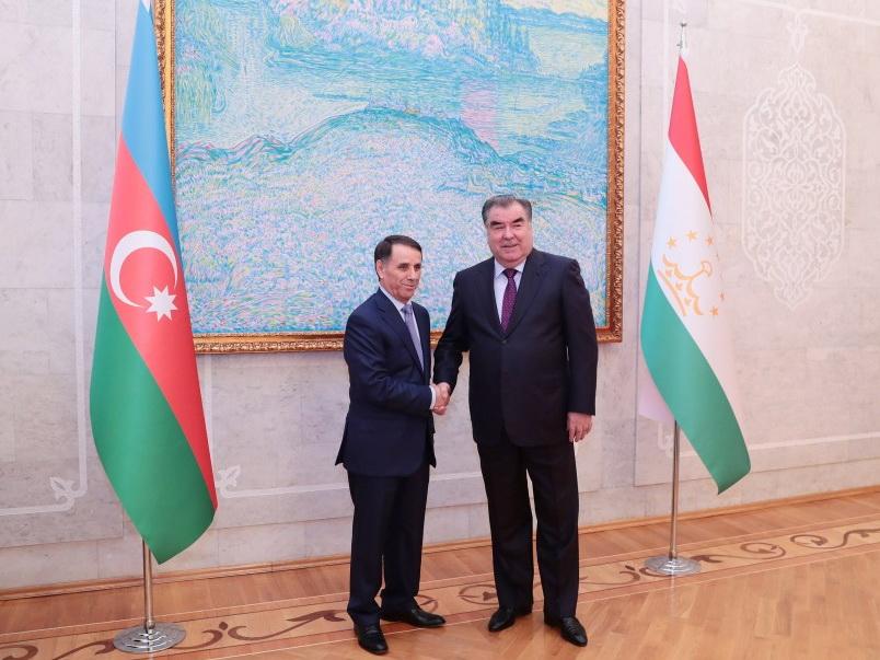 Азербайджано-таджикские отношения и дальше будут развиваться на основе дружбы и партнерства - ФОТО