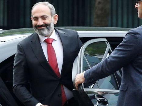 Пашинян едет в Иран