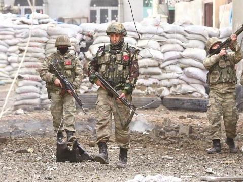 В Турции уничтожены 10 террористов